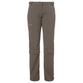 VAUDE Farley II Stretch Pants Women brown